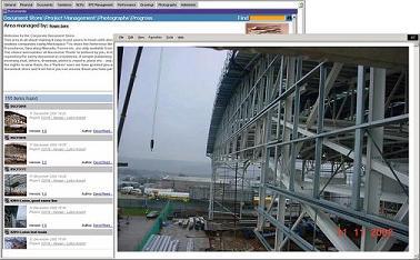Caunton Engineering Ltd - Structural Steelwork Contractor