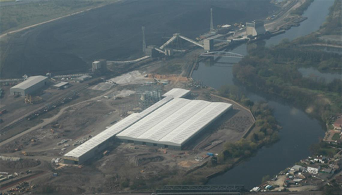 Caunton Engineering Ltd Lafarge Plasterboard Factory